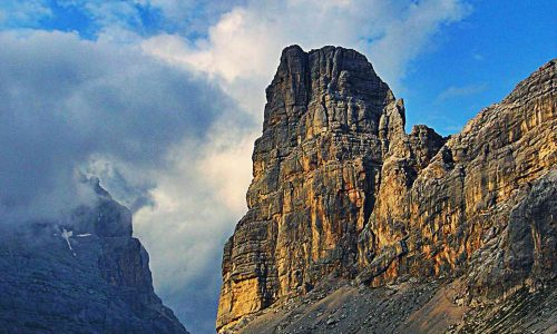 Torre dei Sabbioni 2531m – Sulle orme di Cesaletti
