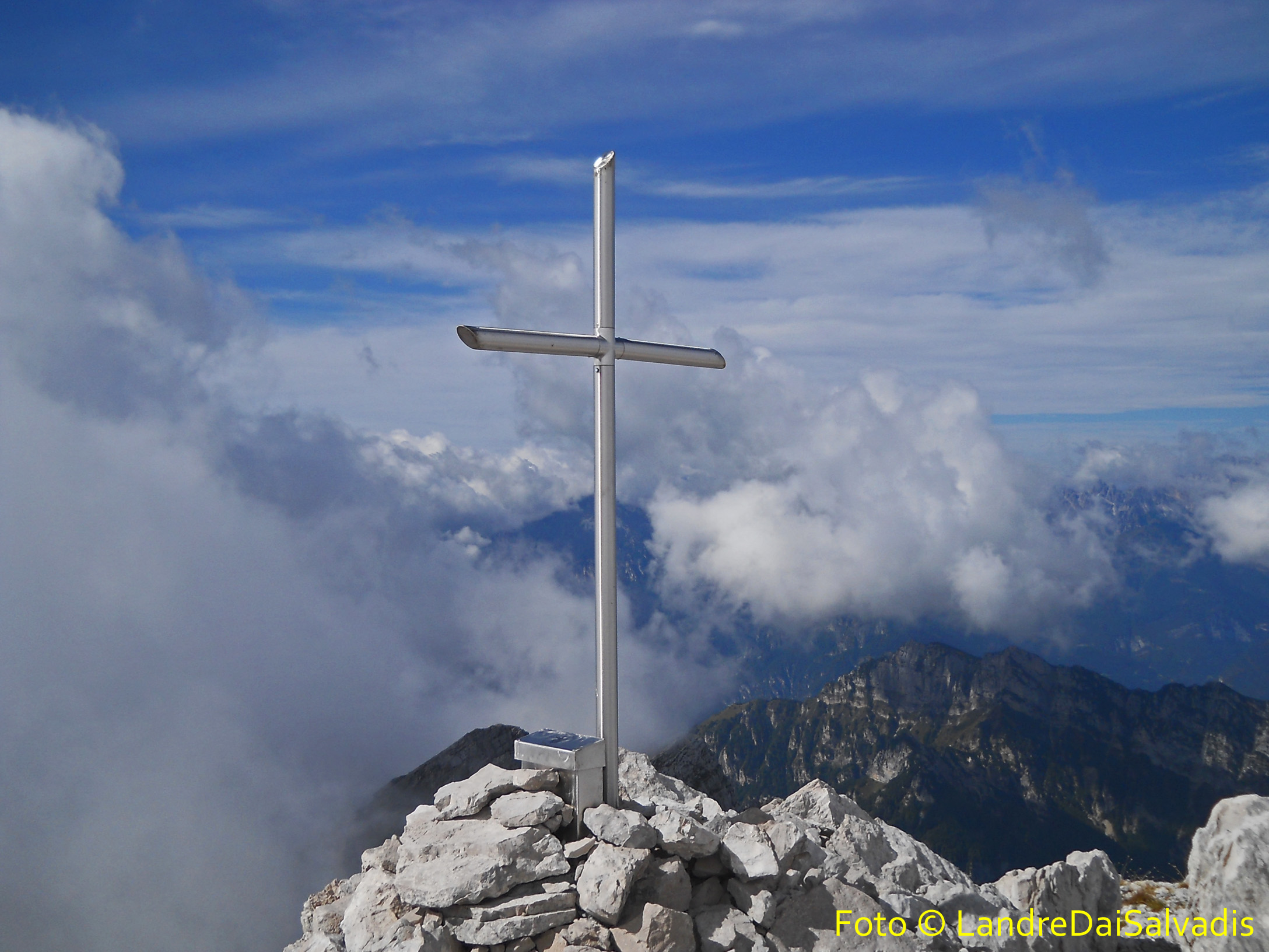 Croce di Vetta.