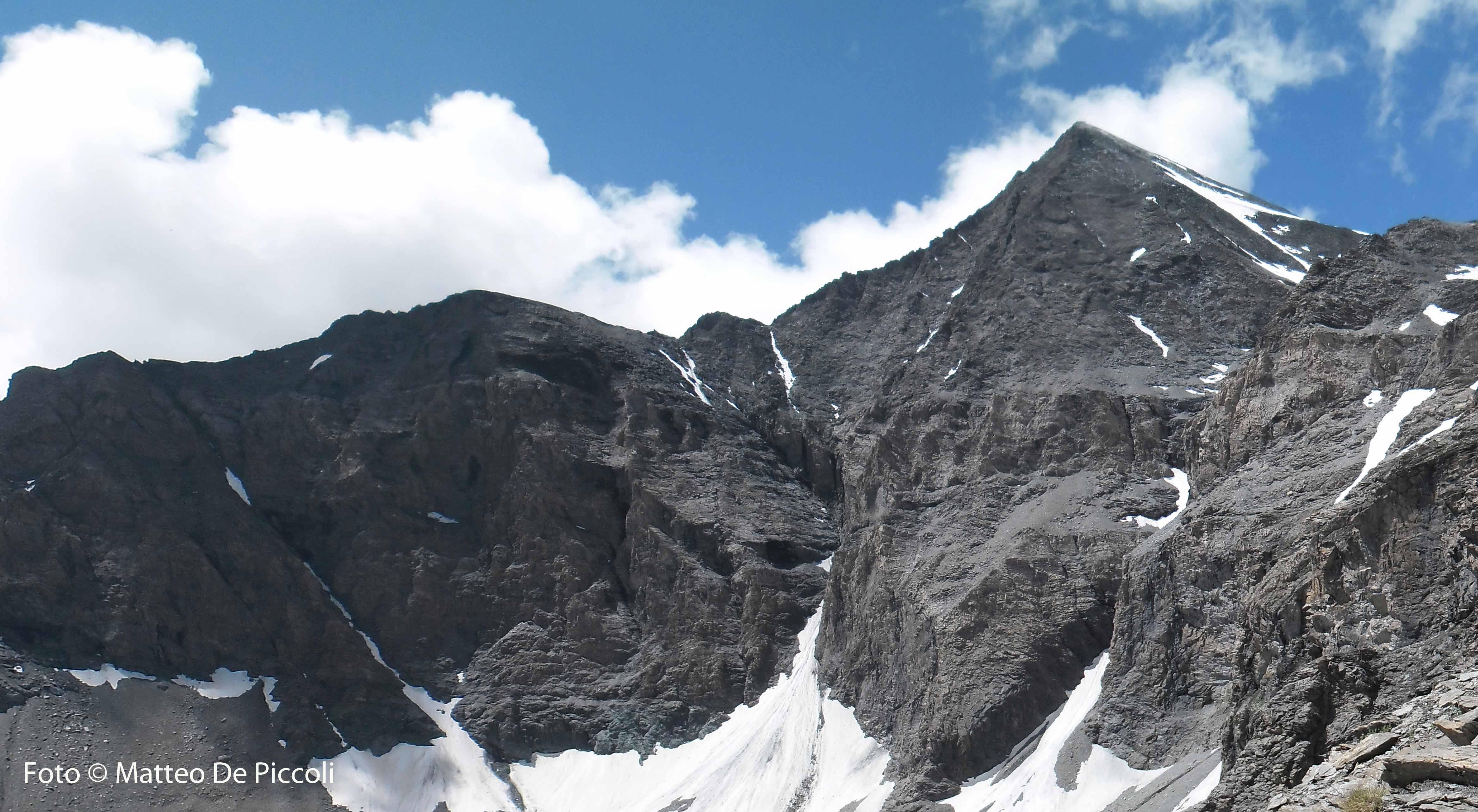 Il Rocciamelone e tutta la Cresta Ovest