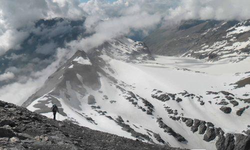 Rocciamelone 3538m – via Nord