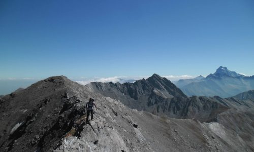 Grand Queyron 3060m – Anello per Punta Rasin
