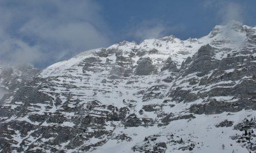 Cima di Terrarossa 2420m – Invernale lungo la via normale