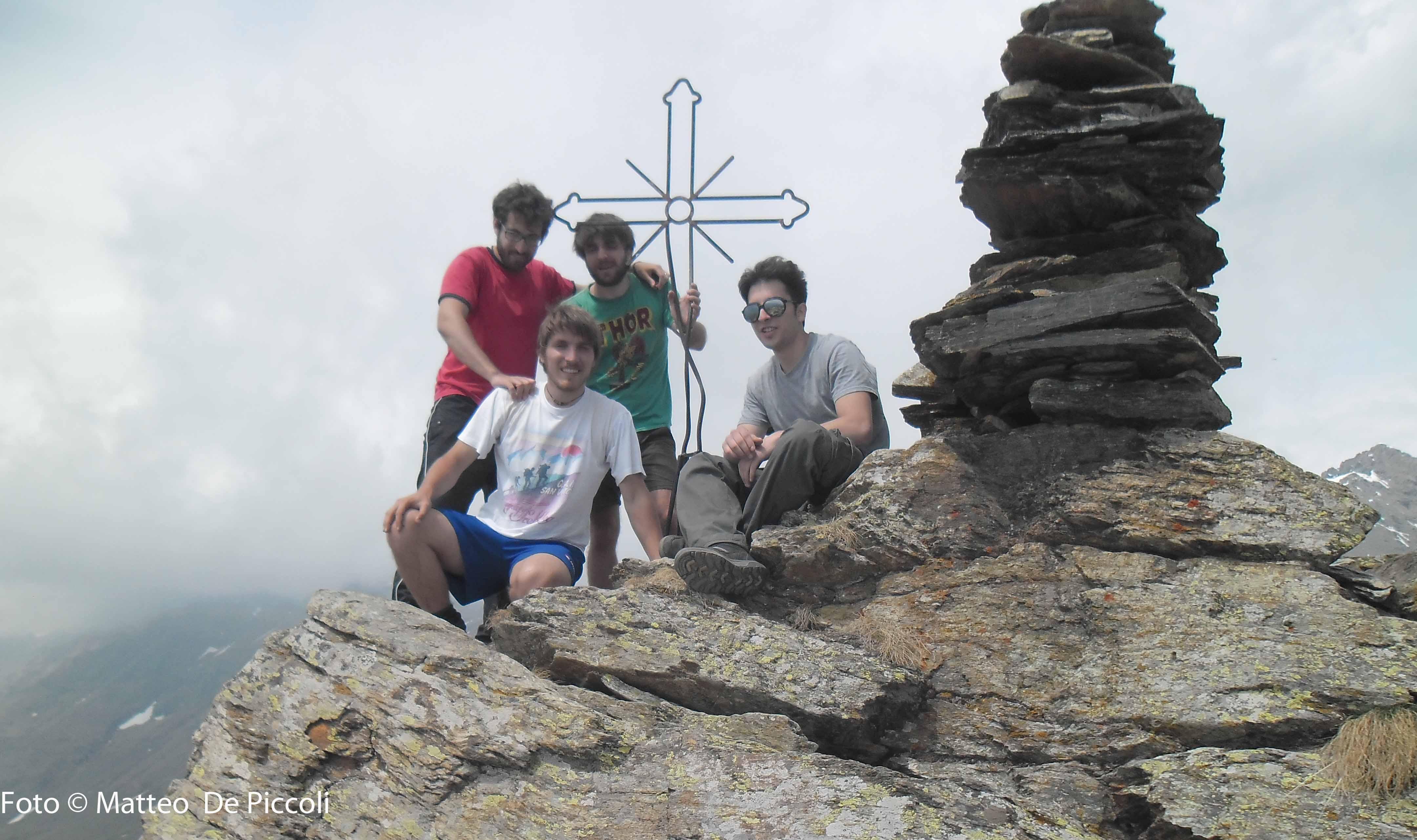 In Cima alla Rocca Patanua