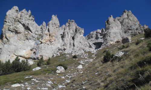 Monte Seguret 2926m – Via dei Torrioni