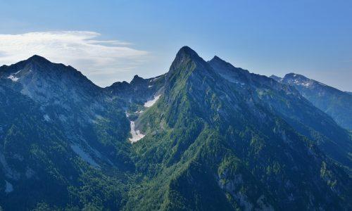 Monte Venal 2212m – Primaverile lungo la via normale