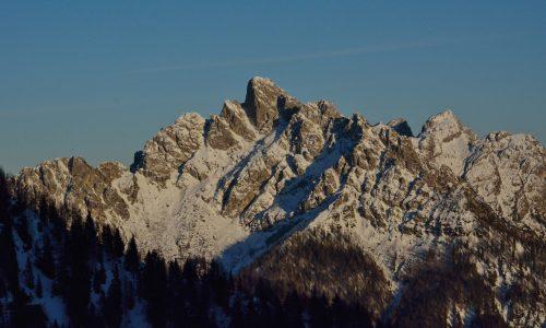 Monte Chiarescòns 2168m – da Forni di Sotto