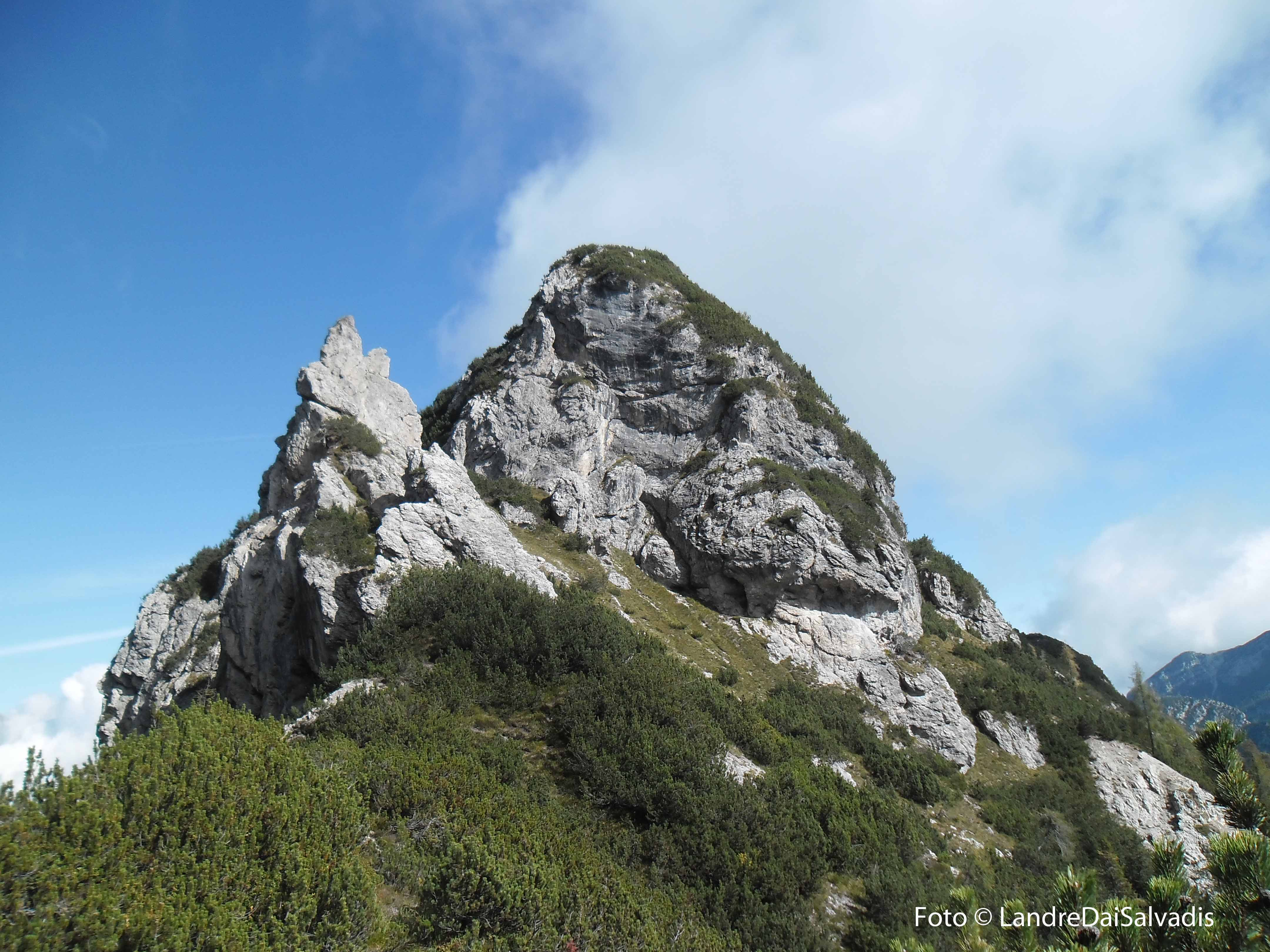Il Col della Valle 1901m