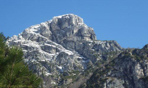 Cenglòn dai Salvadis a Cima Cappena – Monte Frascola e Aquila di Tramonti.