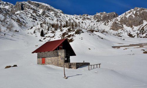 Monte Pramaggiore 2478m – Un'invernale pazzesca