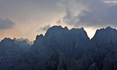 Monfalcon di Montanaia 2548m e sentiero Piero Taiariol
