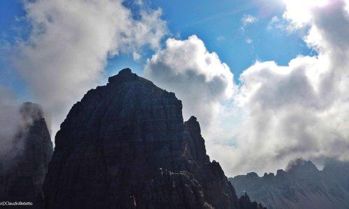 Monfalcon di Cimoliana 2450m – Fra camini angusti e pietre volanti