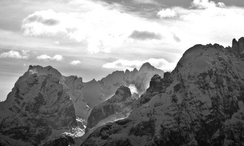 Croda de Marchi – Cima Nord (2769m) per la Val Vanedel