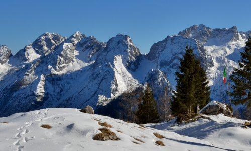 """Cima di Bortolusc 2160m – Tra le """"Montagne nel silenzio"""""""
