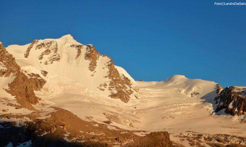Gran Paradiso 4061m – dal Ghiacciaio di Laveciau