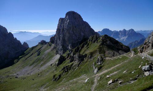 Pic Chiadenis 2490 m – Via Dei Tedeschi