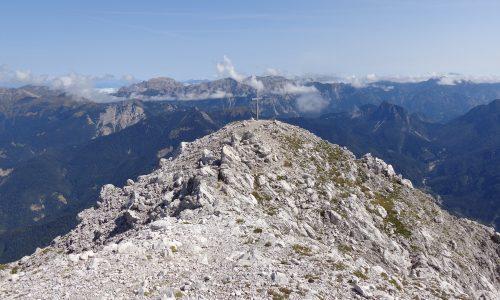 Spigolo NO del M. Sernio: una via classica sulla montagna delle donne