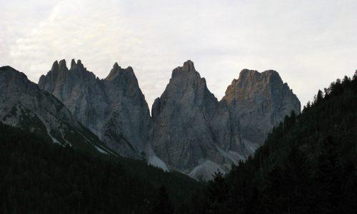 Cima Cadin di Vedorcia 2403m – Via Normale