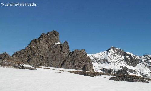 Rocca Patanua 2410m e Punta Lunella 2772m