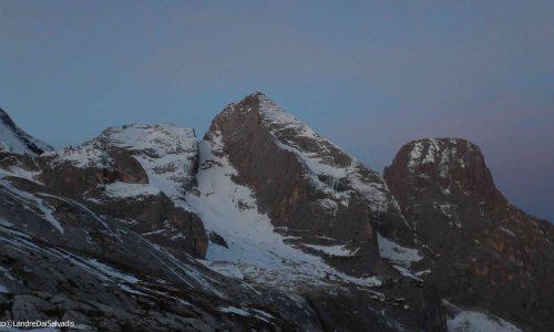 Gran Vernel 3210m – Fra vento, neve e ghiaccio