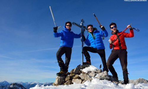 Monte Dosaip 2062m – L'invernale tanto agognata