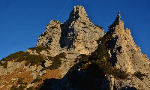 Cima Est dei Ferùch 2134m e Alta Via Monti del Sole
