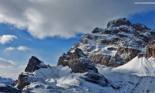Val Popena – Una scialpinistica a metà