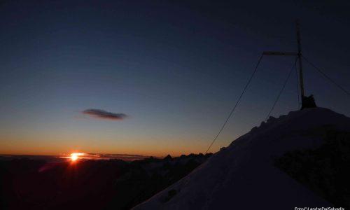 Miaron 2132m – Invernale all'alba