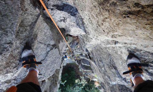 Camino Carugati e Diedri Sandi – Rocca Pendice