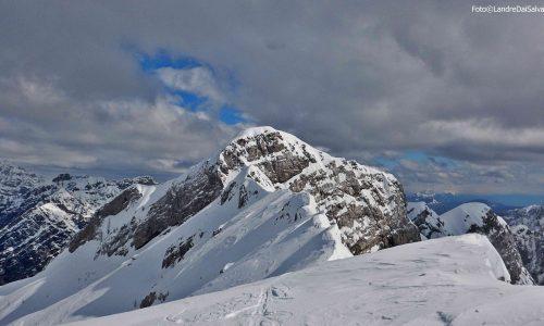 Cresta del Resettum  – Scialpinistica