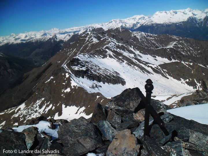 Monte Orsiera Punta Sud 2878m
