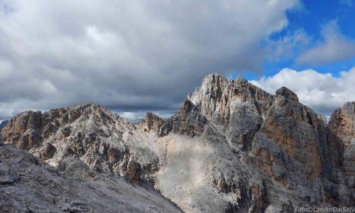 Cimon del Froppa 2932m – Sulla più alta delle Marmarole
