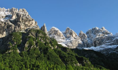 Campanile di Villaco 2247m – via Weiss; Ago di Villaco 2050m – Spigolo Sud