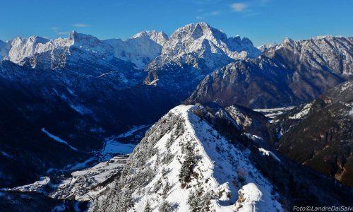 Anello di Cima Valtremuoia (1450m)
