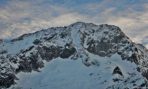 Cima Busazza 3326m – Couloir Iperbanana