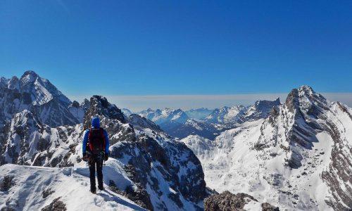 Croda de Marchi 2769m – Invernale