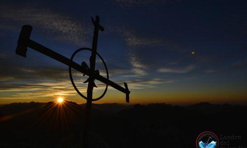 Monte Siera 2443m – Notturna lungo la Via Normale