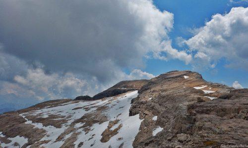 Cengia Giacin-Cesaletti e Cengia di Grohmann – Traversata del Pelmo