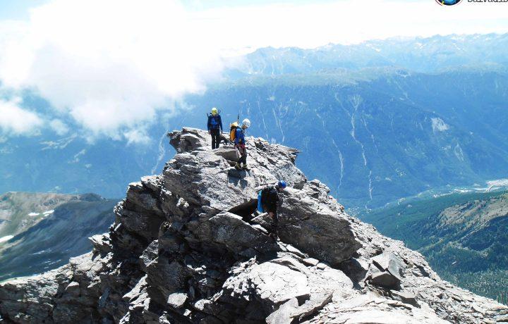 Anello integrale del Niblè – Cresta Sud Est