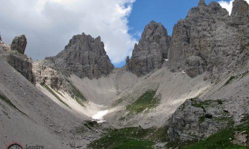Cima di Forcella Montanaja 2520m