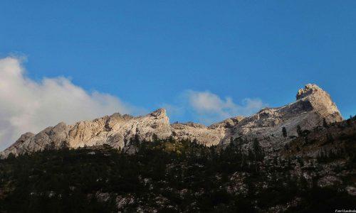 Cima Podestine 2281m e Cima della Meda 2302m – La traversata di cresta