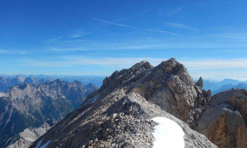 Cima Fanton 3142 m – L'insidiosa Via Normale