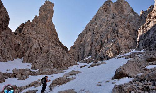 Monte Castellato 2424m – Sulla più alta tra gli Spalti di Toro